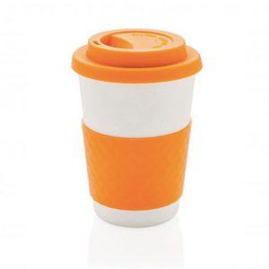 Eco Bamboe Coffee-to-go beker